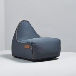 Beanbag RETROit Canvas | Petrol