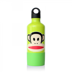 Drinking Bottle with Cup Green