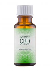 Natural CBD Intimate Pleasure Oil 20 ml
