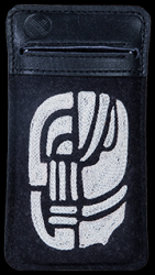 "PHONE SLEEVE ""ANCIENT SIGNS"""
