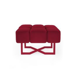 Seat Puffy S | Ruby Red
