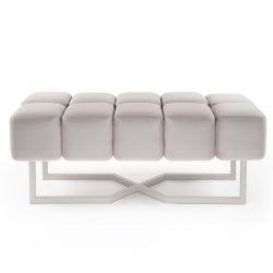 Seat Puffy L | Grey