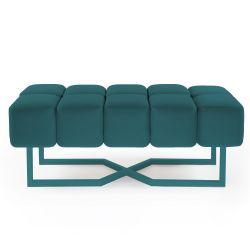 Seat Puffy L | Ocean Green