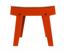 Pi Stool | Foxy Orange