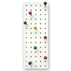Peg-it-all Storage Panel Midi | Coloured