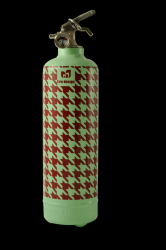 Design fire Extinguisher Pied de Poule