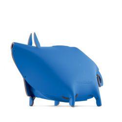 Schreibtischorganisator Ferkel | Blau