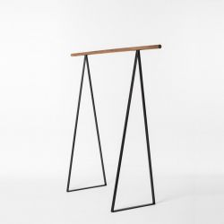 Clothes Rack TRIANGEL | Black