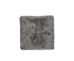 Jumbo Pillow Flokati | Grey