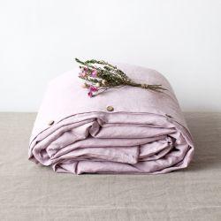Bettdeckenbezug | Rosa Lavendel