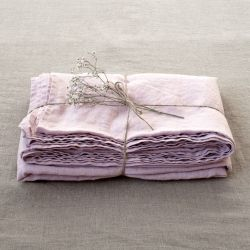Fitted Bed Sheet | Pink