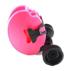Mini Ski Trolley Skiddi | Pink