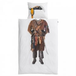 Bettbezug Pirat