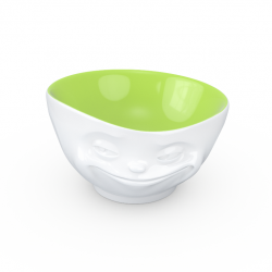 Bowl Grinning 500 ml | Pistachio Inside