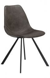 Chair Pitch Artificial Leather | Vintage Grey