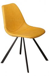 Chaise Pitch | Jaune