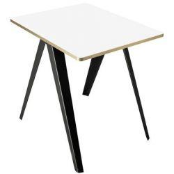 Sanba Tisch | Schwarz, Weiß und Gold