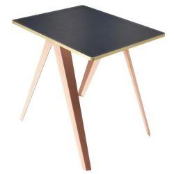 Sanba Tisch | Pink, Schwarz & Gold