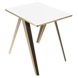 Sanba Tisch | Weiß & Gold