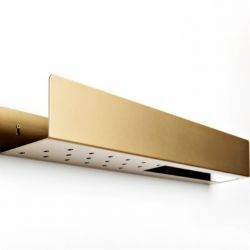 Shelf Landa 70cm | Gold
