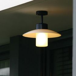 Aubanne Suspension Lamp Dark Grey