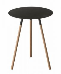 Side Table Plain | Black