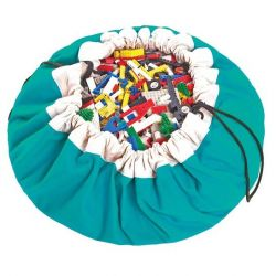Toy Storage Bag | Turquoise