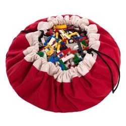 Toy Storage Bag | Red