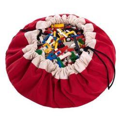 Spielzeug-Aufbewahrungstasche | Rot