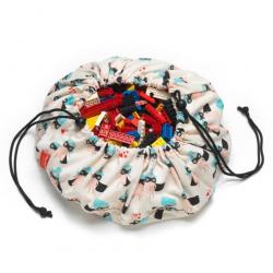 Mini Opbergzak voor Speelgoed | Supergirl