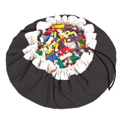 Toy Storage Bag | Black