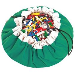 Toy Storage Bag | Green