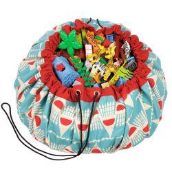 Spielzeug-Aufbewahrungstasche | Badminton