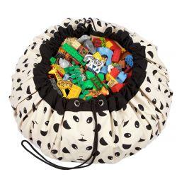 Opbergzak voor Speelgoed | Panda
