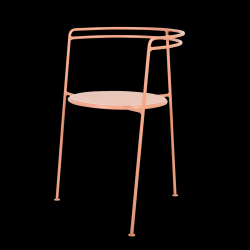 Dining Chair Point | Orange