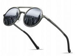 Sonnenbrille Polarized | Silber