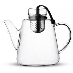 Teezubereiter 1500 ml | Schwarz