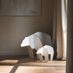 Polar Bear | Animal Figure White