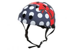 Mini Hornit Helm mit LED | Polka Dot