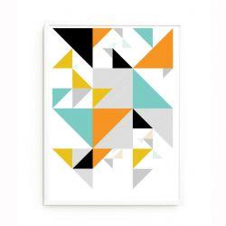 Polygon Detail Print