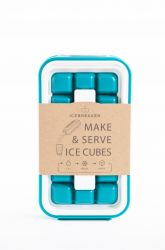Ice Cube Tray Pop | Water Blue