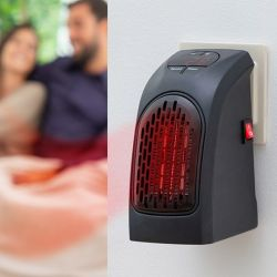 Portable Plug Heater HeatPod