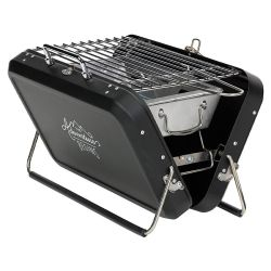 Barbecue Suitcase Style | Black