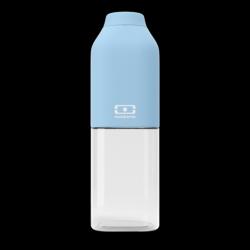 Wiederverwendbare Trinkflasche | Hellblau