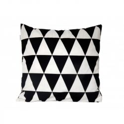Pillow Case | Big Triangles