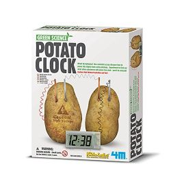 DIY Kit Potato Clock