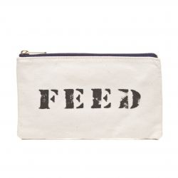 Feed 10 Pouch White