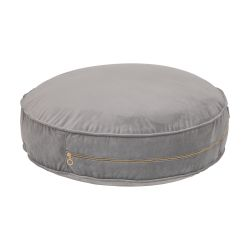 Pouf Velvet | Grey