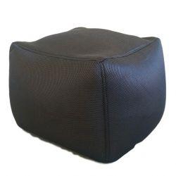 Sitzsack-Würfel 40 x 40 cm | Anthrazit