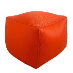 Beanbag Cube 40 x 40 cm | Orange